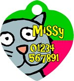 Personalised Pet Tags!