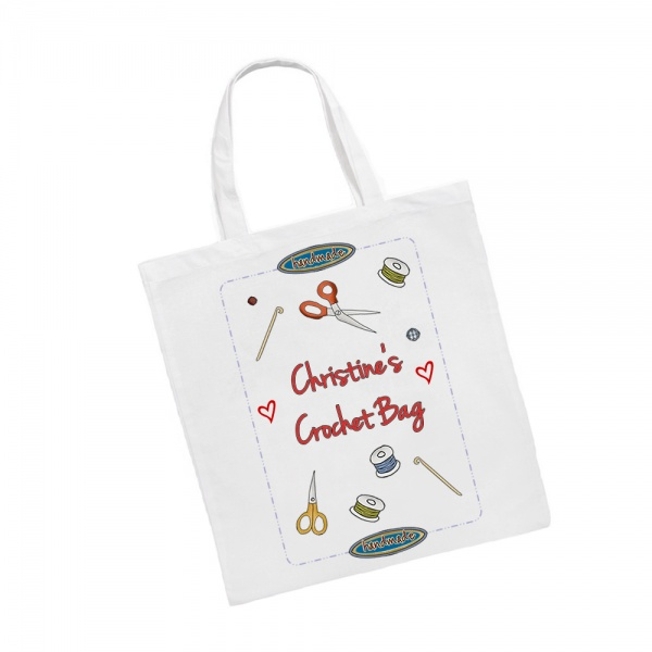 Crochet Bags Uk : ... Pouch Crochet Bag Personalised Crochet Bag - maisiemoogifts.co.uk