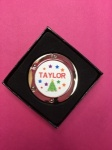 Taylor - Personalised Tree Christmas Stocking Holder