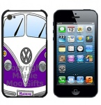 Personalised Camper Van iPhone 5 Cover