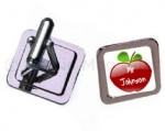 Personalised Teacher Cuff Links