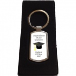 Personalised Graduation Keyring