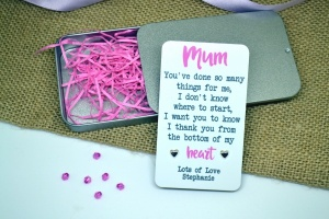 Mum You've Done So Many Things For Me Personalised Earring Gift Set