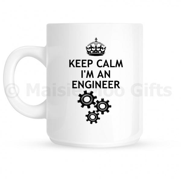 Keep Calm Im An Engineer Mug Keep Calm Mug