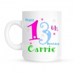 Personalised Fun Milestone Mug