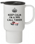 Keep Calm I'm ... (Ambulance Design)