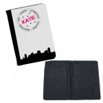 Personalised Cityscape Passport Cover