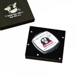 Personalised Teaching Assistant Compact Mirror Gift