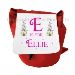 Personalised Alphabet Princess Castle Backpack
