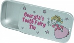 Personalised Tooth Fairy Tin