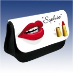 Personalised Lipstick Make Up Bag